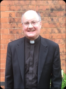 Mgr McKinney, Bishop-Elect of Nottingham