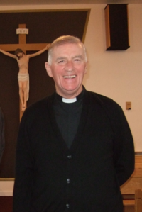 Parish Priest Fr. Anthony Franey